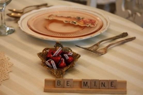 Idei de amenajare a mesei pentru cea mai romantica cina - Poza 14