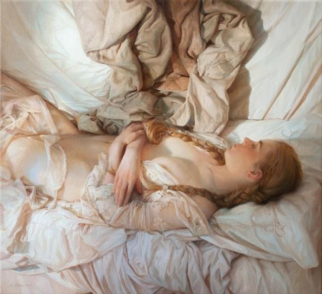 Gingasia feminina, in picturi sublime - Poza 14