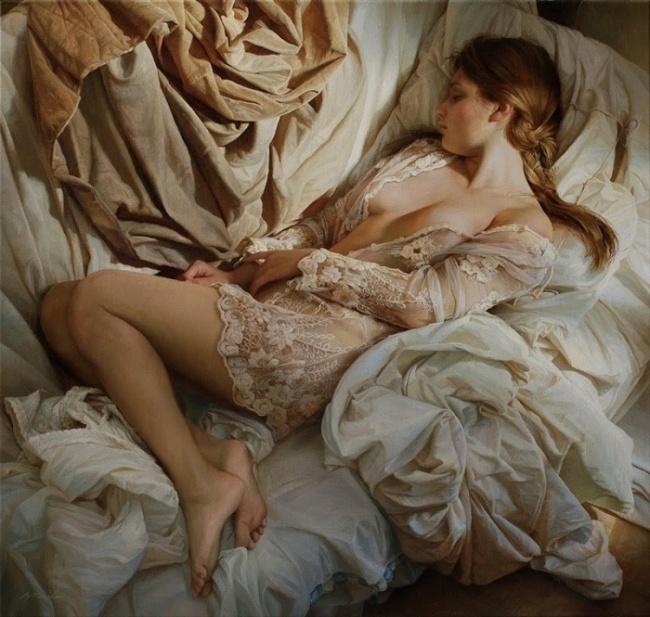 Gingasia feminina, in picturi sublime - Poza 15