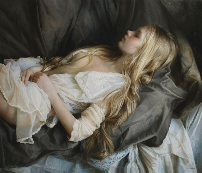 Gingasia feminina, in picturi sublime - Poza 16