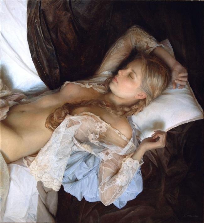 Gingasia feminina, in picturi sublime - Poza 17