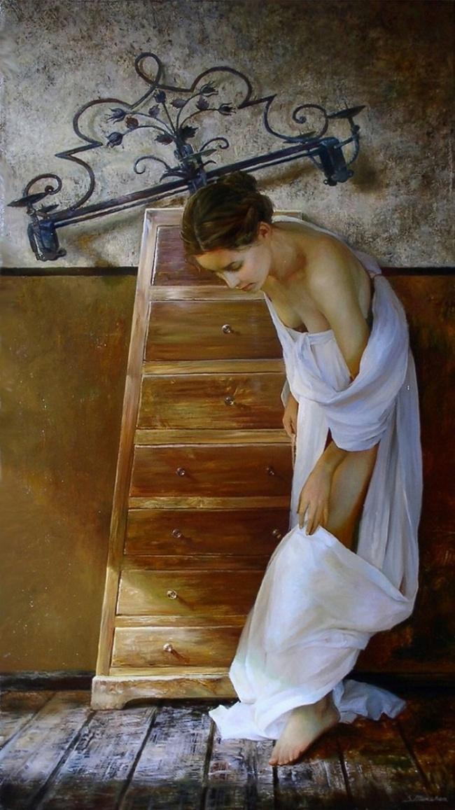 Gingasia feminina, in picturi sublime - Poza 18
