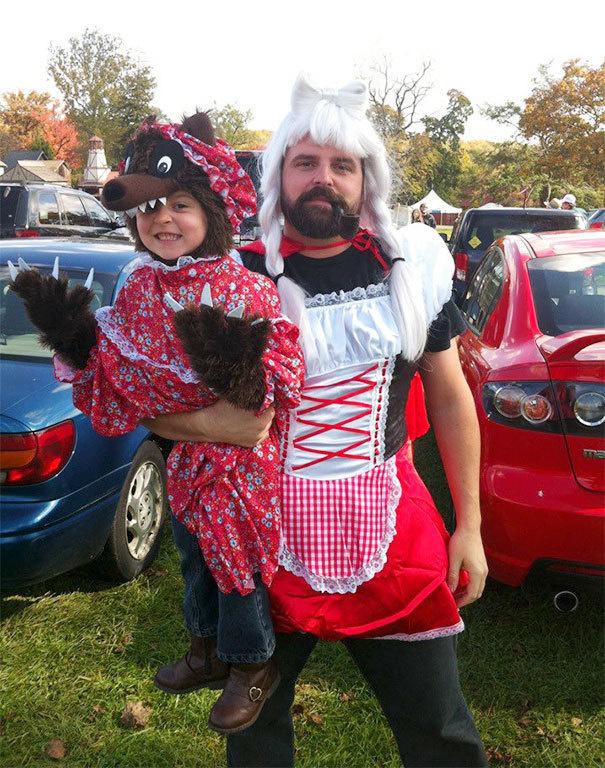 Gata de Halloween: Costume pereche pentru parinti si copii - Poza 5