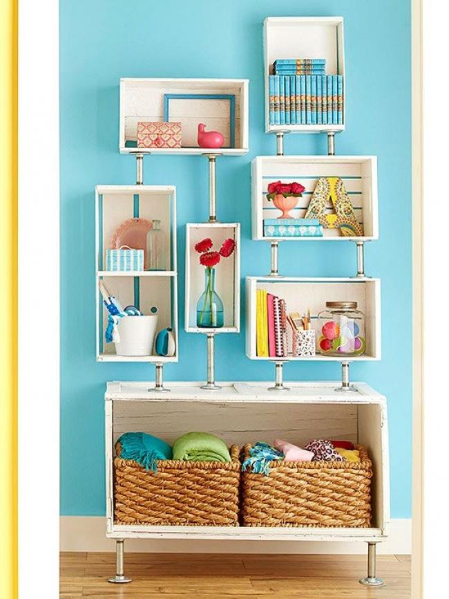 Idei geniale de reutilizare a mobilierului vechi - Poza 5
