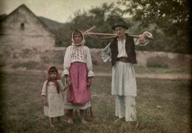 Culorile unei Romanii cenusii: anii '30 in imagini idilice - Poza 5
