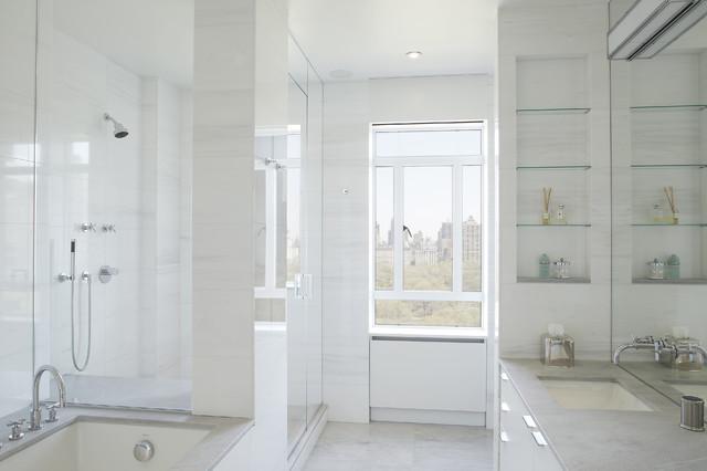Idei de economisire a spatiului din baie - Poza 5