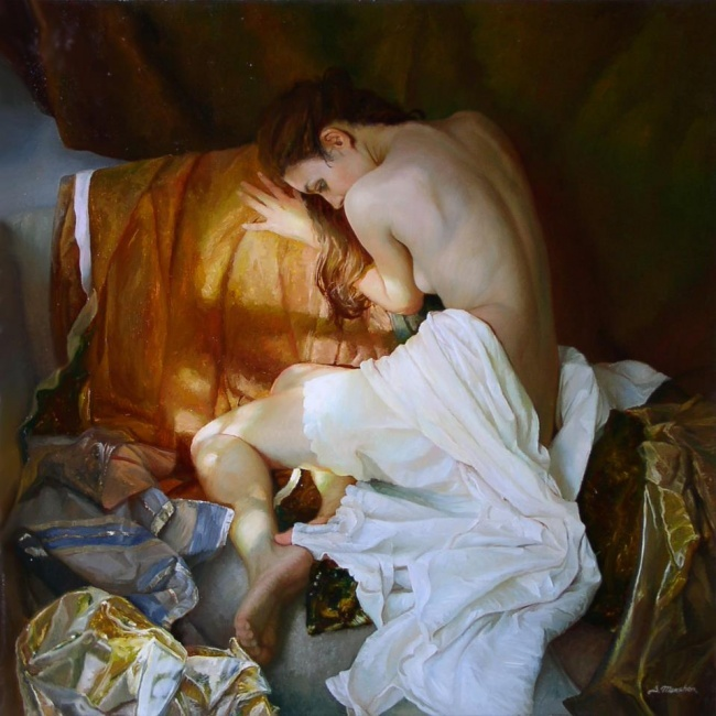 Gingasia feminina, in picturi sublime - Poza 19
