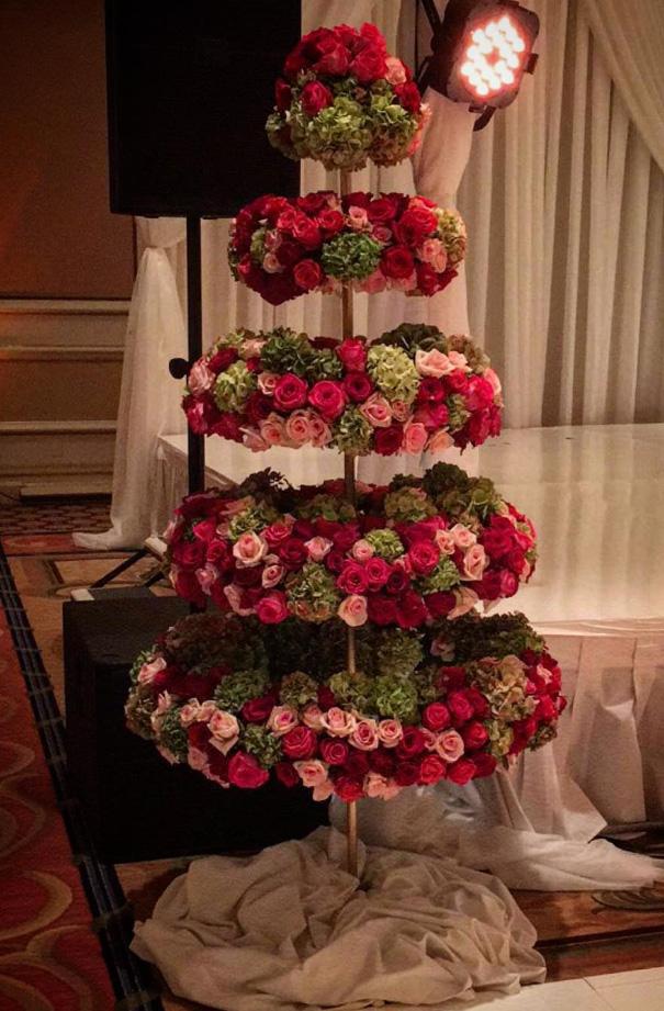 Brazi impodobiti cu flori, in poze superbe - Poza 20