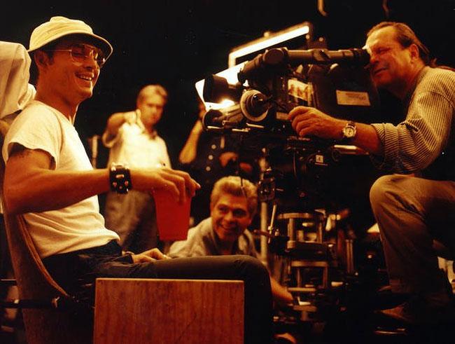 20+ Imagini inedite din culisele Hollywoodului - Poza 20