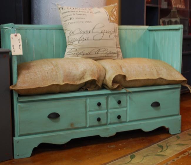 Idei geniale de reutilizare a mobilierului vechi - Poza 6