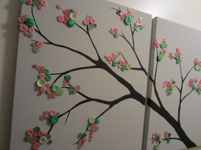 Ornamente si decoratiuni din nasturi - Poza 4