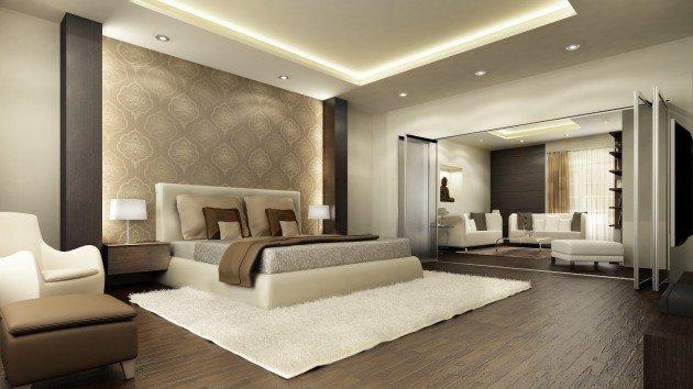 15+ Solutii geniale pentru redecorarea dormitorului - Poza 6