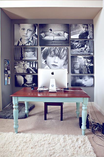 Amintiri decorative: Idei de readucere la viata a fotografiilor vechi - Poza 6