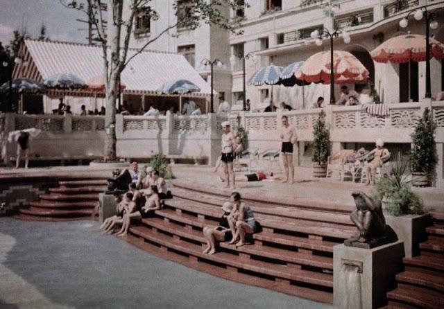 Culorile unei Romanii cenusii: anii '30 in imagini idilice - Poza 7