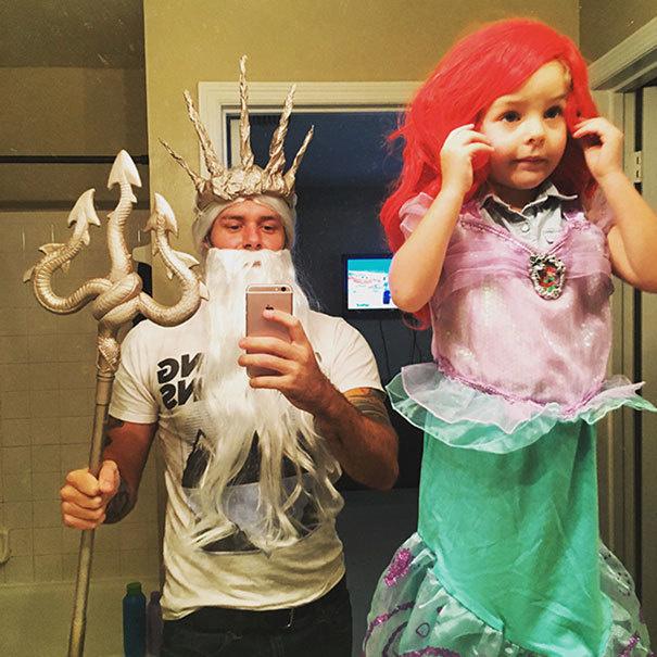 Gata de Halloween: Costume pereche pentru parinti si copii - Poza 8