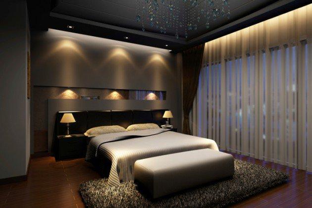 15+ Solutii geniale pentru redecorarea dormitorului - Poza 8