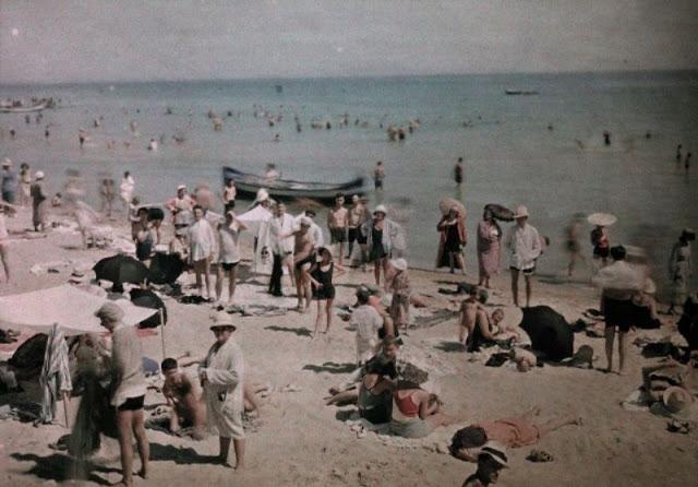 Culorile unei Romanii cenusii: anii '30 in imagini idilice - Poza 8