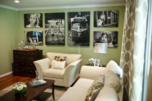 Amintiri decorative: Idei de readucere la viata a fotografiilor vechi - Poza 8