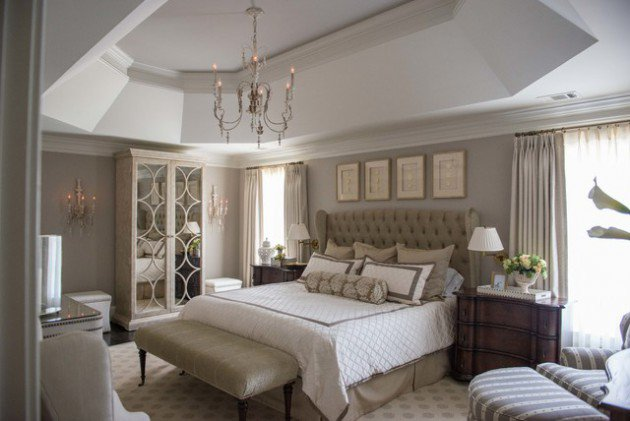 15+ Solutii geniale pentru redecorarea dormitorului - Poza 9