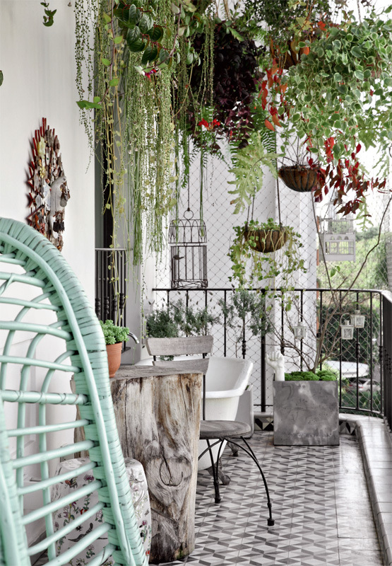 Cum iti transformi balconul intr-o oaza de recreere - Poza 1