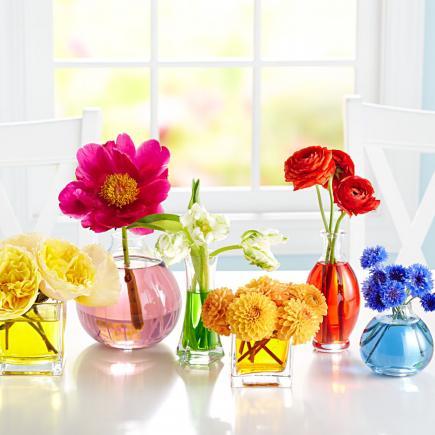 Aranjamente florare superbe pentru intampinarea primaverii - Poza 1
