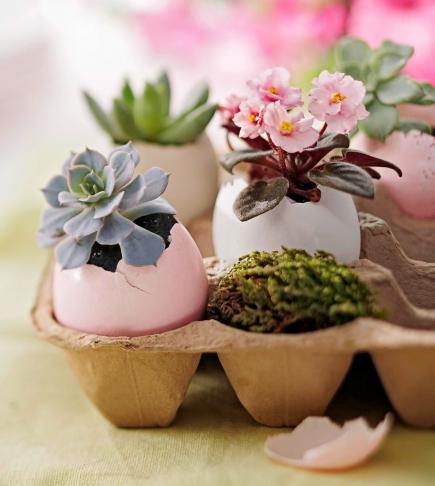 Aranjamente florare superbe pentru intampinarea primaverii - Poza 11
