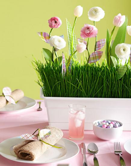 Aranjamente florare superbe pentru intampinarea primaverii - Poza 12