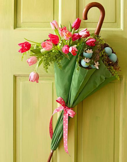 Aranjamente florare superbe pentru intampinarea primaverii - Poza 16