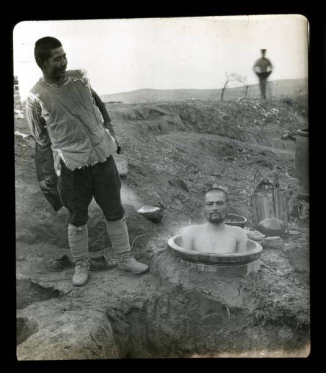 Momente istorice rare, in fotografii de colectie - Poza 7