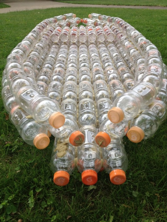 10+ Moduri geniale de a refolsi sticlele din plastic - Poza 14