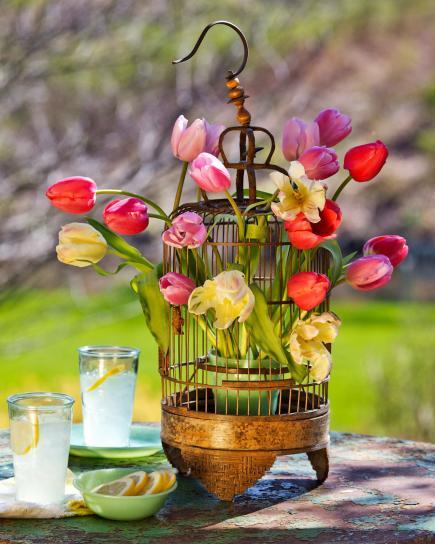 Aranjamente florare superbe pentru intampinarea primaverii - Poza 2