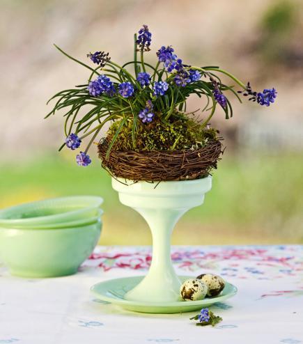 Aranjamente florare superbe pentru intampinarea primaverii - Poza 19