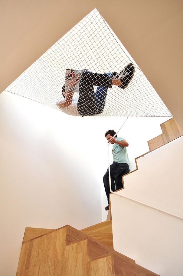 Doar pentru curajosi: Cele mai ciudate idei de amenajari interioare - Poza 20