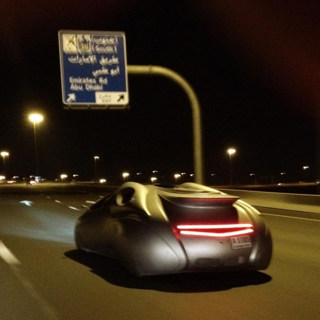 Viata scandalos de luxoasa din Dubai, in poze - Poza 3