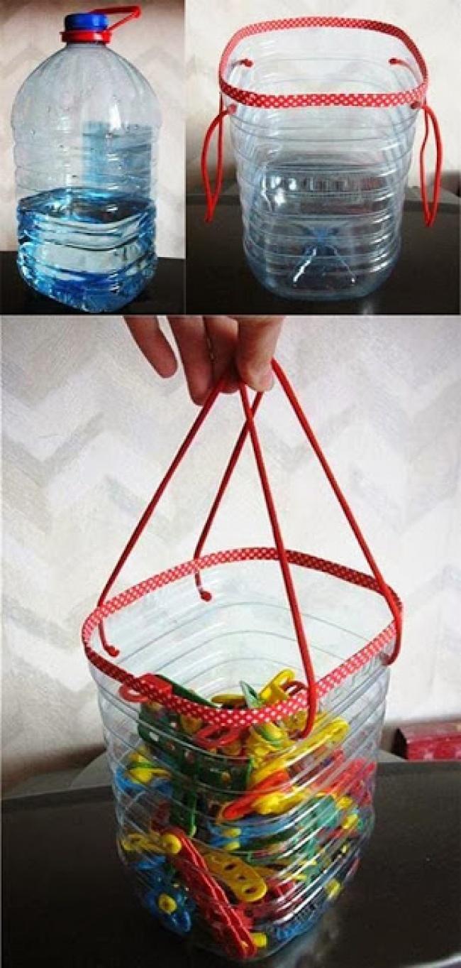10+ Moduri geniale de a refolsi sticlele din plastic - Poza 2