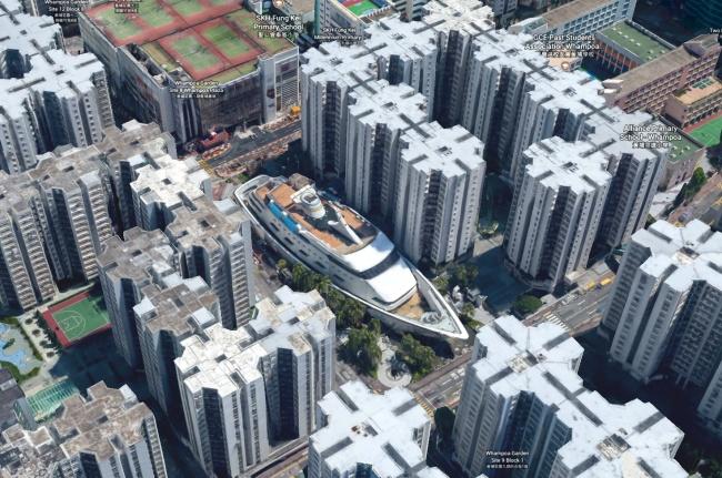 Cele mai bizare lucruri gasite pe Google Maps - Poza 3