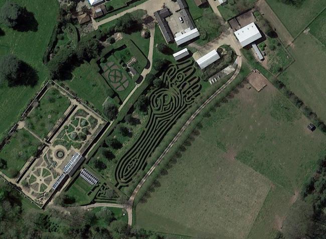 Cele mai bizare lucruri gasite pe Google Maps - Poza 4