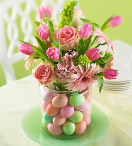 Aranjamente florare superbe pentru intampinarea primaverii - Poza 5