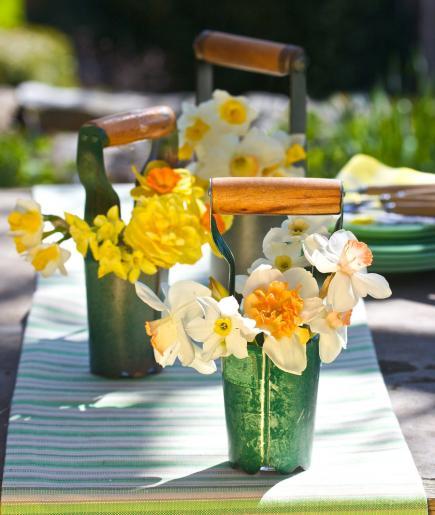 Aranjamente florare superbe pentru intampinarea primaverii - Poza 7