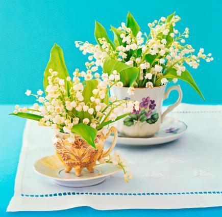 Aranjamente florare superbe pentru intampinarea primaverii - Poza 8