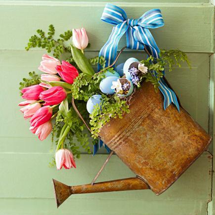 Aranjamente florare superbe pentru intampinarea primaverii - Poza 9