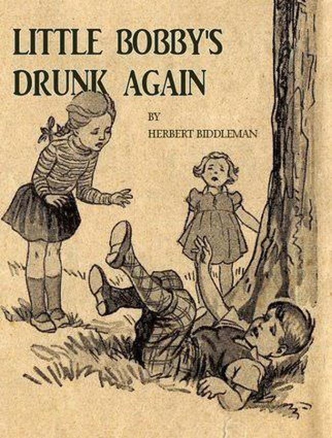 Carti absurde pentru copii care ne ridica mari semne de intrebare - Poza 11