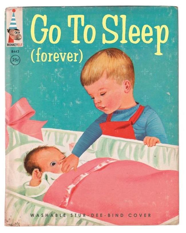 Carti absurde pentru copii care ne ridica mari semne de intrebare - Poza 12