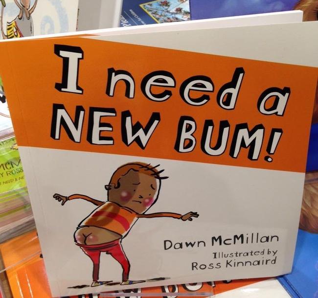 Carti absurde pentru copii care ne ridica mari semne de intrebare - Poza 19