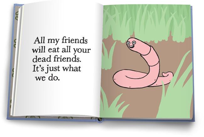Carti absurde pentru copii care ne ridica mari semne de intrebare - Poza 6