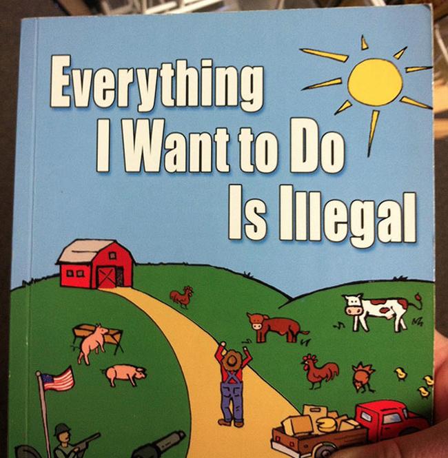 Carti absurde pentru copii care ne ridica mari semne de intrebare - Poza 9