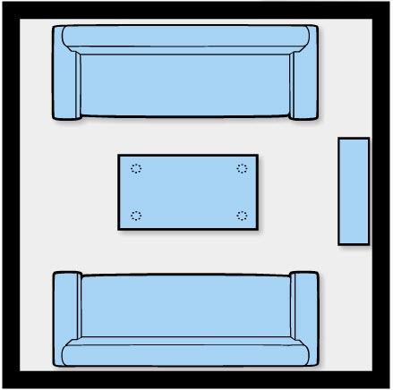 Asa da! Trucuri de organizare a mobilei din sufragerie - Poza 12