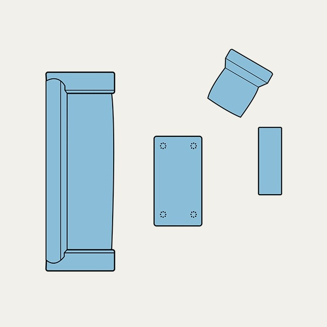 Asa da! Trucuri de organizare a mobilei din sufragerie - Poza 3