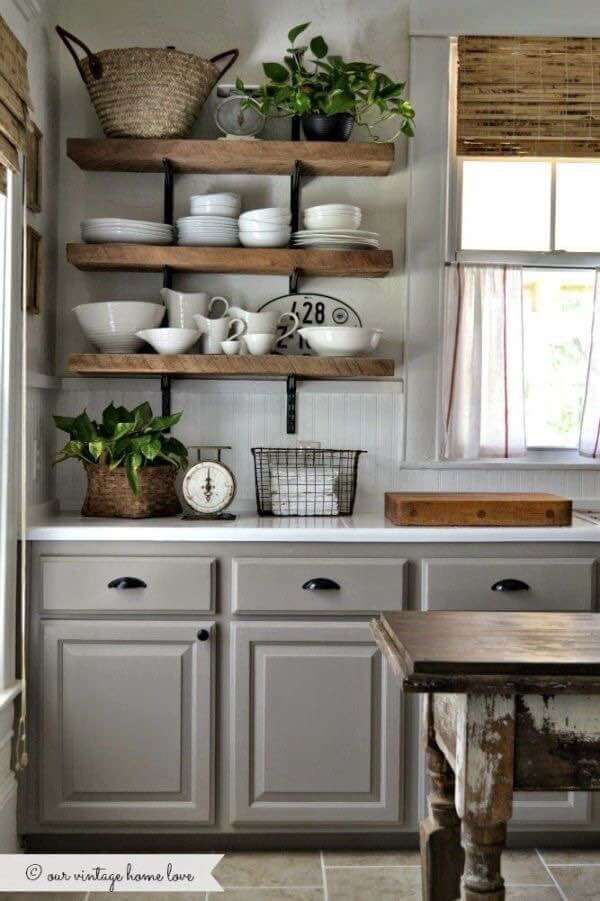 Idei de amenajare a bucatariei in stil rustic - Poza 11