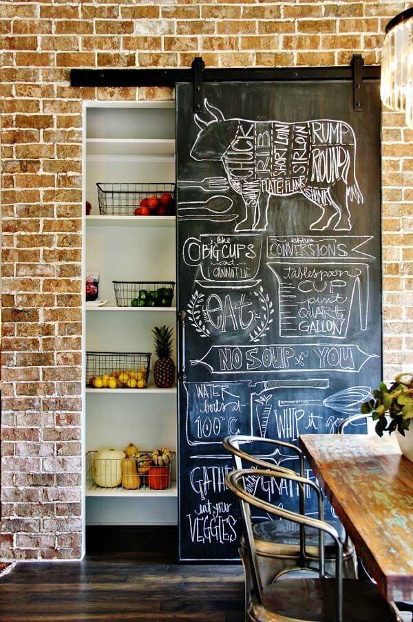 Idei de amenajare a bucatariei in stil rustic - Poza 3
